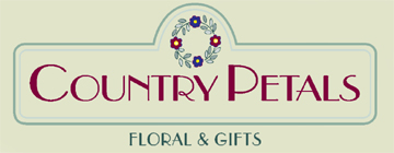 Welcome to Country Petals Floral and Gifts